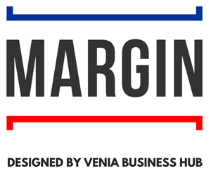Updated Margin logo from Venia Business Solutions