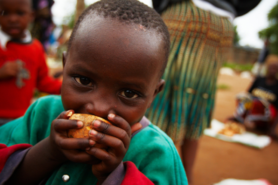 Good nutrition, investment in children's future – Expert