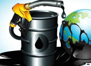 Oil price spikes to $56.45