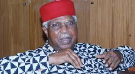 The story of PDP makes me weep - Ekwueme