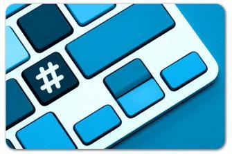 Optimizing hashtag usage on social media