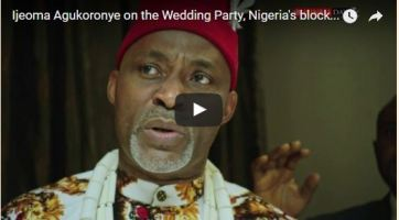 Ijeoma Agukoronye on the Wedding Party, Nigeria's blockbuster