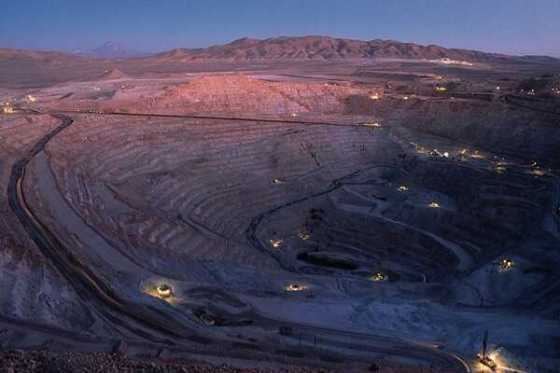 Workers set to strike at world's largest copper mine