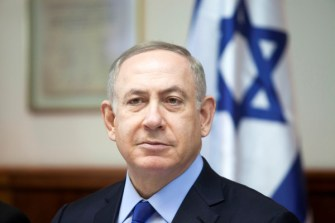 Israel's Netanyahu apologises for racially tinged remark