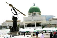 Recession: Odd things Nigerians do at National Assembly to survive
