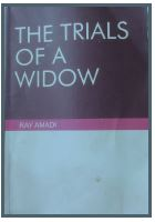 Book Review: The Trails of a Widow