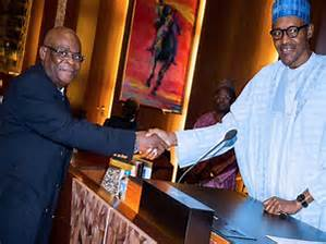 Uncertainty over Onnoghen's fate as Buhari returns