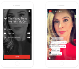 Creators with over 10,000 subscribers can now live-stream on YouTube
