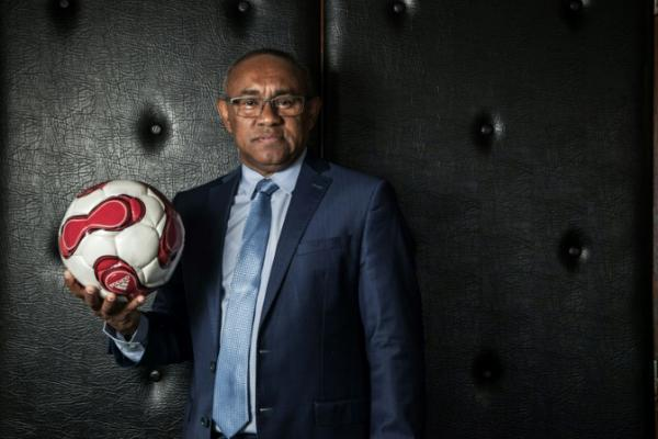 Ahmad starts work as CAF President