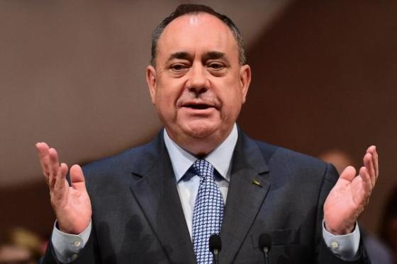 Scotland could abandon currency union with UK, says Alex Salmond