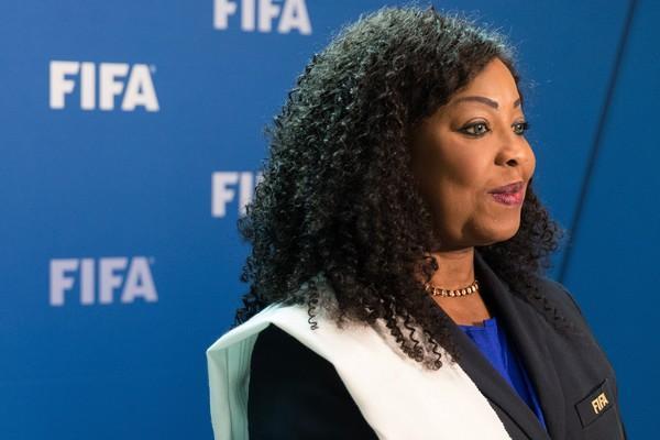 Fatma Samoura, the first lady of football