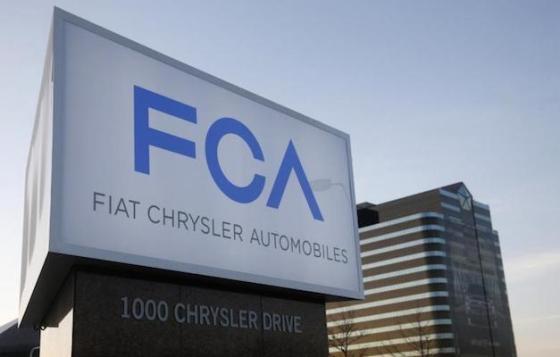 FCA scoops 'Most Improved Fleet Manufacturer' Award