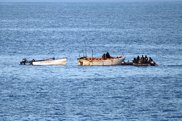 Gulf of Guinea records reduction in piracy attacks - Ibas