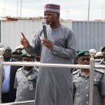We collected N701m at Seme Border in August from Importers- Nigeria Customs
