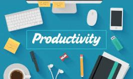 Great companies obsess over productivity, not efficiency