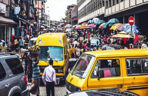 Q1 GDP shows Nigeria gradually emerging from recession