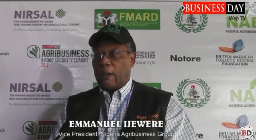How to take agriculture to the next level in Nigeria