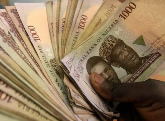 CBN's $100m sales shore-up naira value to N442