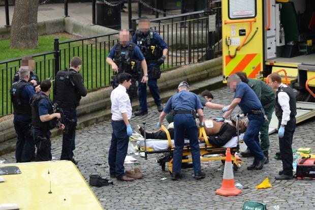 Buhari condemns London's terror attacks