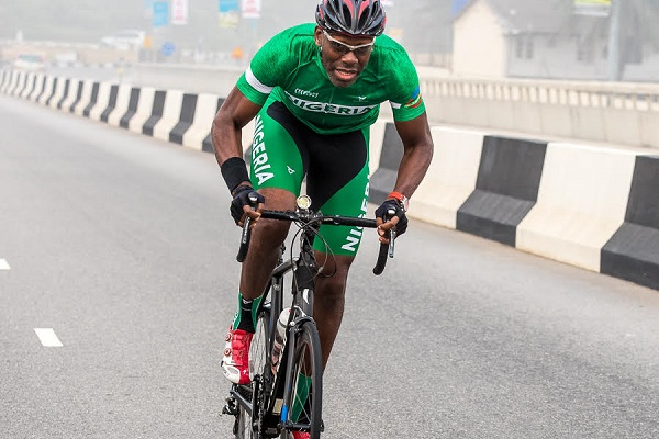 'Cycling teaches you something different about the city of Lagos'