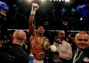 Updated: AJ stops Klitschko in 11th round to claim WBA, IBF belts
