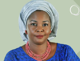 Meet Binta Garba, the only female senator from the North