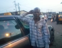 Taxi-driver says feeding family is his greatest worry