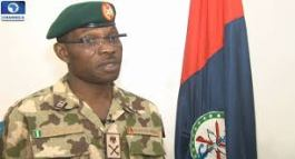 'Split in Boko Haram a boost to counter terrorist operation in the Northeast'