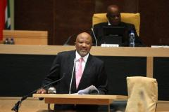S. Africa's former deputy finance minister resigns from parliament