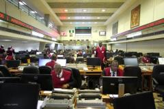 Nigerian stock market down 0.19%