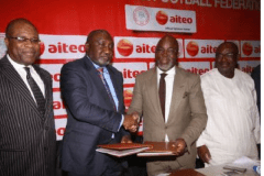 Aiteo boosts football development in Nigeria