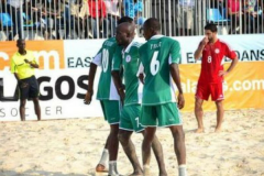 Nigeria lose Beach Soccer World Cup opener to Italy