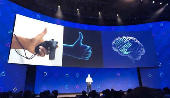 Facebook is investing in connectivity, artificial intelligence and virtual reality