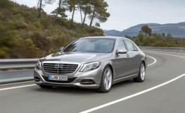 Mercedes previews incoming S-Class facelift