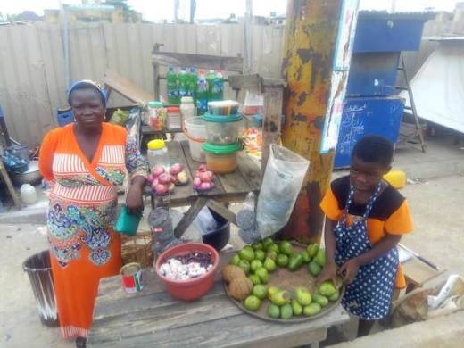 Petty trader groans as hardship persists