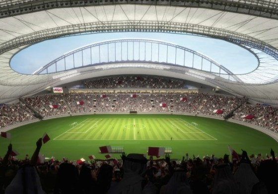 Qatar slashes 2022 FIFA World Cup budget by 40%