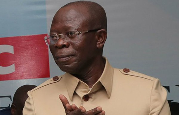 Fraud allegations: Oshiomhole asks court to strike out suit
