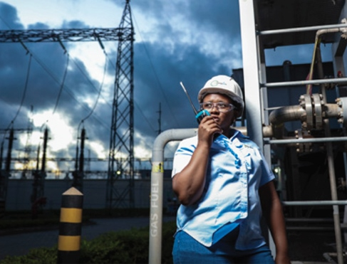 Only 20 per cent of women are employed in the African power sector