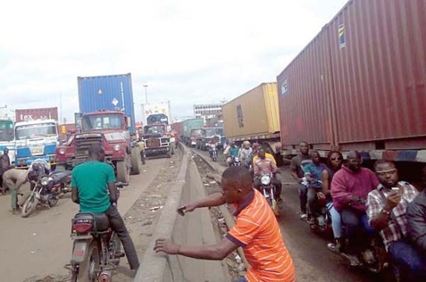 Apapa: Where 'okada economy' thrives as other businesses die