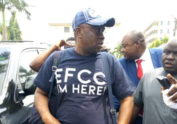 Alleged N4.7 bn fraud: EFCC arraigns Fayose in Lagos
