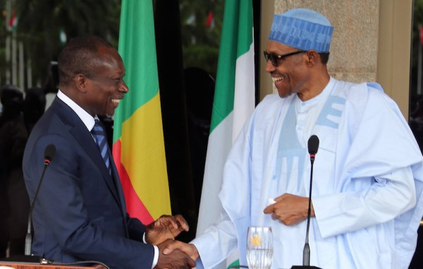 Nigeria/ Benin joint border project will strengthen regional integration- Buhari