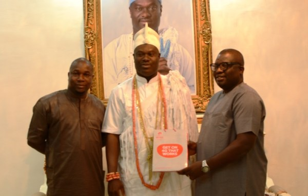 Ooni of Ife applauds Airtel for supporting Olojo festival