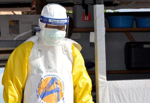 Over 150 people die from Ebola in Congo