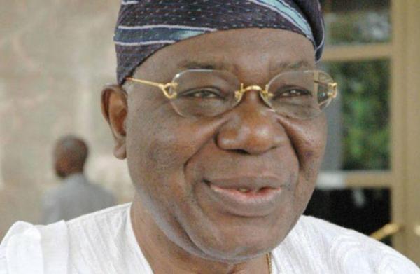 Ogun govt debunks rumoured demise of Shonekan