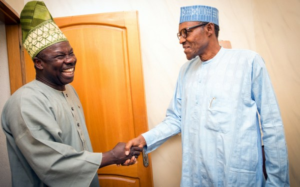 My relationship with President Buhari remains strong - Gov. Amosun