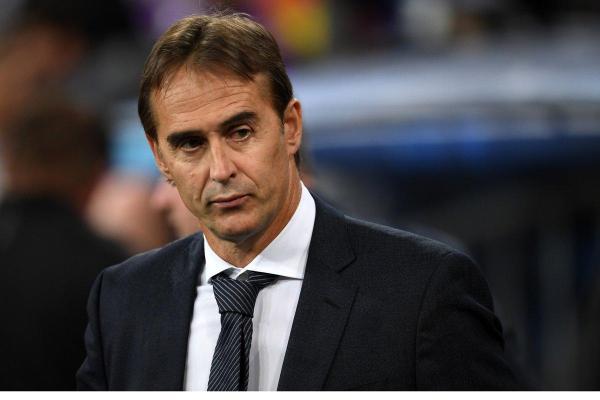 Real Madrid sack Julen Lopetegui, names Solari as interim manager