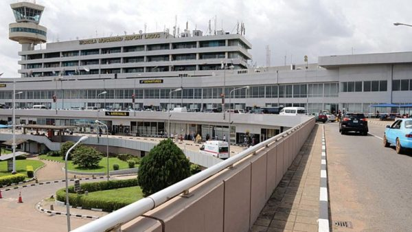 Immigration apprehends another four Ghanaian females for human trafficking at Lagos Airport