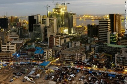 Lagos has more premium consumers than 46 African countries