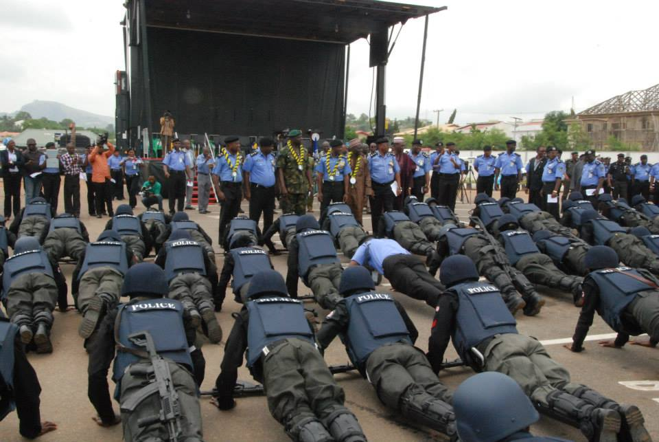Nigeria Police Force i