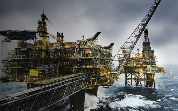 Oil and gas firm have more cash to spend than other sectors